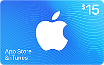 Buy US iTunes Card - $15